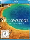 National Geographic - Yellowstone, Fotosafari / Diashow (1 Blu-ray)