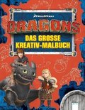 Dragons. Das große Kreativmalbuch