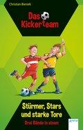 Das Kickerteam. Stürmer, Stars und starke Tore (eBook, ePUB)
