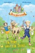 Villa Hufschuh (1). Ein Pony sorgt für Trubel (eBook, ePUB)