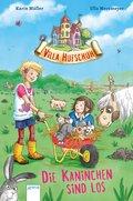 Villa Hufschuh (3). Die Kaninchen sind los (eBook, ePUB)