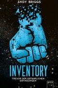 Inventory (1). Tresor der gefährlichen Erfindungen (eBook, ePUB)