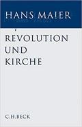 Gesammelte Schriften: Revolution und Kirche; Bd.1