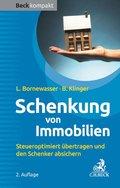 Schenkung von Immobilien (eBook, ePUB)