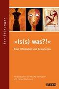 »Is(s) was?!« Ess-Störungen (eBook, )