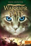 Warrior Cats - Der Ursprung der Clans. Der erste Kampf (eBook, ePUB)
