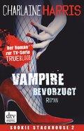 Vampire bevorzugt (eBook, ePUB)
