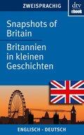 Snapshots of Britain Britannien in kleinen Geschichten (eBook, ePUB)