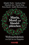 Maria, Mord und Mandelplätzchen (eBook, ePUB)