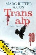 Transalp 10 (eBook, ePUB)