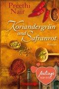 Koriandergrün und Safranrot (eBook, )