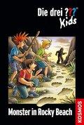 Die drei ??? Kids, 44, Monster in Rocky Beach (drei Fragezeichen Kids) (eBook, ePUB)