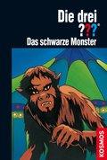 Die drei ??? Das schwarze Monster (drei Fragezeichen) (eBook, ePUB)