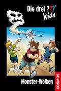 Die drei ??? Kids, 63, Monster-Wolken (drei Fragezeichen Kids) (eBook, ePUB)