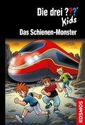 Die drei ??? Kids, 74, Schienen-Monster (drei Fragezeichen Kids) (eBook, ePUB)