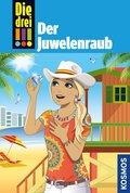 Die drei !!!, 75, Tatort Hollywood 3: Der Juwelenraub (drei Ausrufezeichen) (eBook, ePUB)