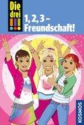 Die drei !!!, 1,2 3 Freundschaft! (drei Ausrufezeichen) (eBook, ePUB)