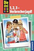 Die drei !!!, 1, 2, 3 - Verbrecherjagd! (drei Ausrufezeichen) (eBook, ePUB)