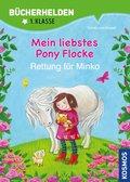 Mein liebstes Pony Flocke, Bücherhelden, Rettung für Minka (eBook, PDF)