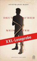 XXL-LESEPROBE: Bart - Deutscher Meister (eBook, ePUB)