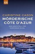 Mörderische Côte d´Azur (eBook, ePUB)