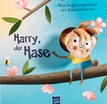 Mein Fingerpuppenbuch mit Bauernhoftieren - Harry, der Hase