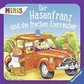 Ravensburger Minis Ostern - Der Hasenfranz und die frechen Eierräuber