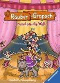 Räuber Grapsch rund um die Welt (Band 4) (eBook, ePUB)
