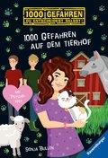 1000 Gefahren auf dem Tierhof (eBook, ePUB)