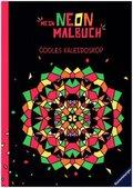 Mein Neon-Malbuch: Cooles Kaleidoskop