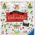 Post für dich! Weihnachten - 24 Karten & Umschläge zum Ausmalen und Verschenken