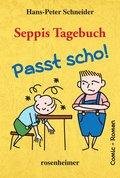 Seppis Tagebuch - Passt scho!: Ein Comic-Roman Band 1 (eBook, ePUB)