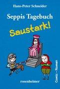 Seppis Tagebuch - Saustark!: Ein Comic-Roman Band 3 (eBook, ePUB)
