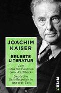 Erlebte Literatur (eBook, ePUB)