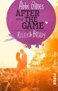 After the Game - Riley und Brady (eBook, ePUB)
