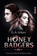 Honey Badgers (eBook, ePUB)
