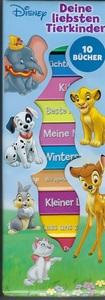Disney - Deine Liebsten Tierkinder - 10 Bücher