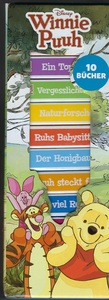 Winnie Puh - 10 Bücher im Turm