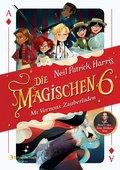 Die Magischen Sechs - Mr Vernons Zauberladen (eBook, ePUB)