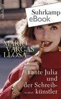 Tante Julia und der Schreibkünstler (eBook, ePUB/PDF)
