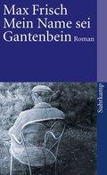 Mein Name sei Gantenbein (eBook, ePUB)