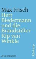 Herr Biedermann und die Brandstifter. Rip van Winkle (eBook, ePUB)