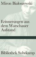 Erinnerungen aus dem Warschauer Aufstand (eBook, ePUB)