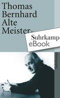 Alte Meister (eBook, ePUB)