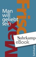 Man will geliebt sein (eBook, ePUB/PDF)