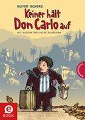 Keiner hält Don Carlo auf (eBook, ePUB)
