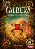 Caldera 3: Das Erwachen des Feuerbergs (eBook, ePUB)