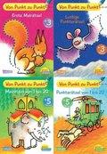 Pixi kreativ - Von Punkt zu Punkt (28 Expl. (4 Titel))