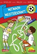 Mitmach-Meisterschaft: Fußballrätsel
