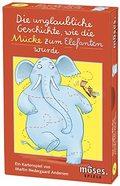 Die unglaubliche Geschichte, wie die Mücke zum Elefanten wurde (Kartenspiel)